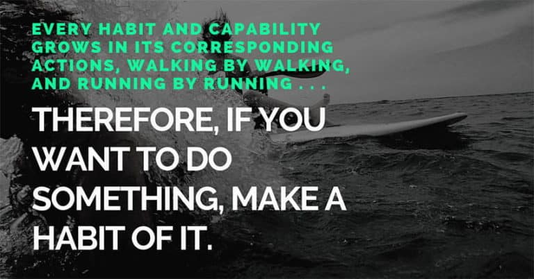 make a habits